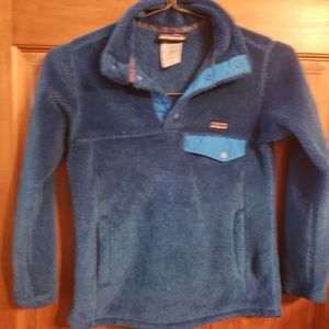 Patagonia womens fleece vest
